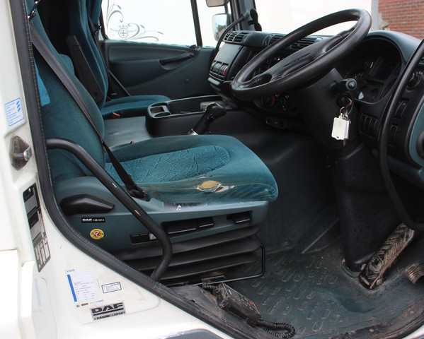 DAF tractor unit cab