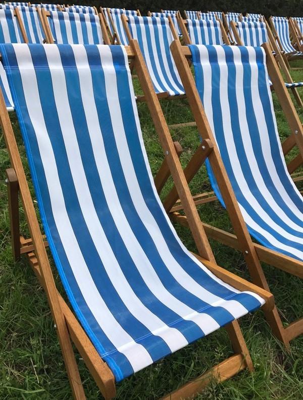 Ex hire southsea deckchairs