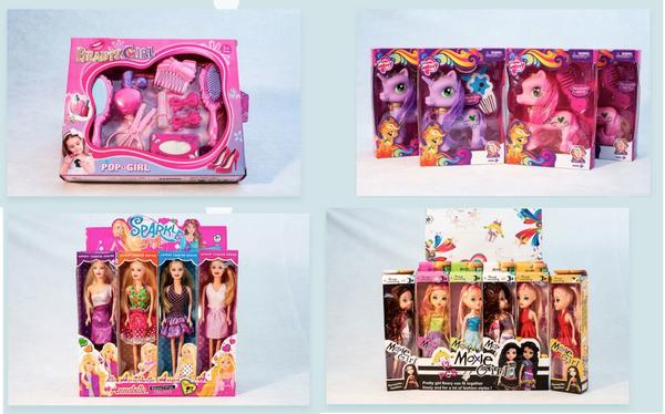 Kids Toys - 9500 Units - Bristol
