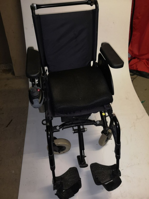 Invacare Mirage electric mobility Wheelchair
