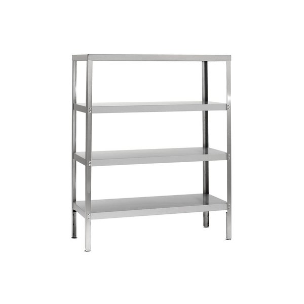 Stainless steel kitchen racks / shelves