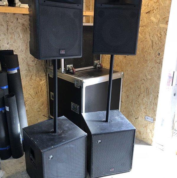 DAS Speaker System