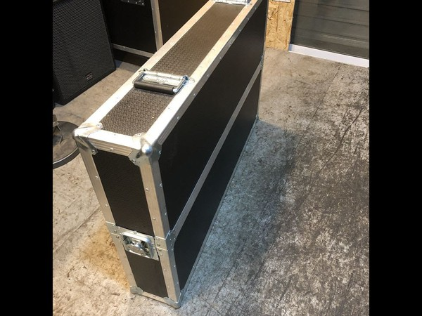 LCD Flat screen flightcase