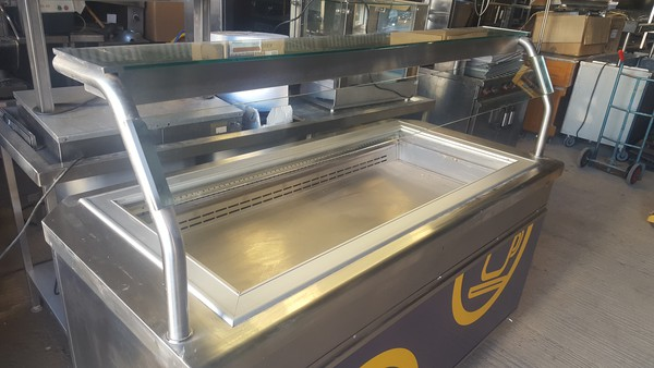 Secondhand counter for sale