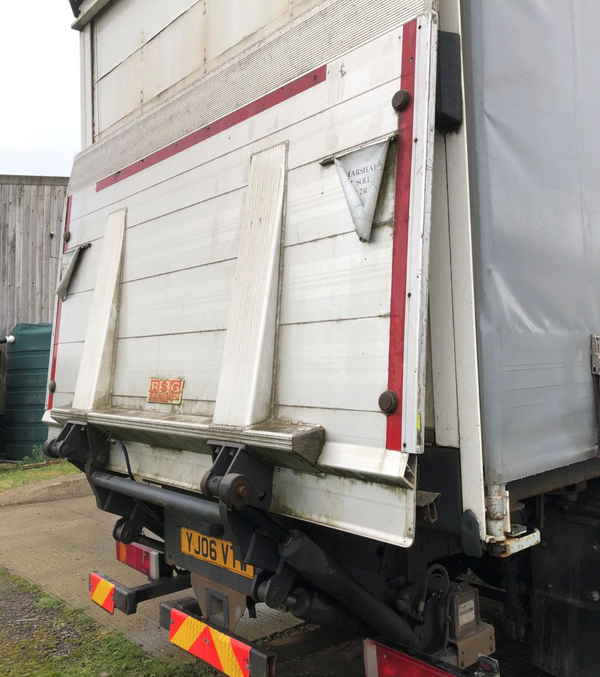 Man lorry for sale