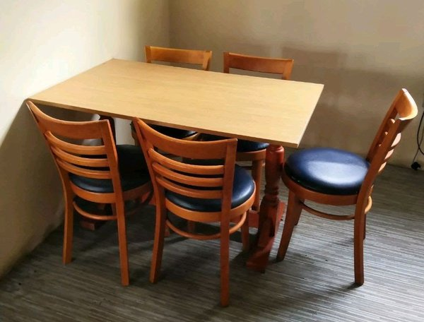 Dining tables and chairs for sale