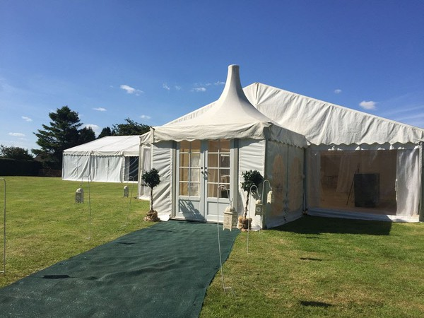 Marquee package for sale