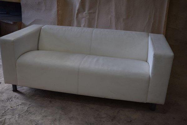 Ivory sofas
