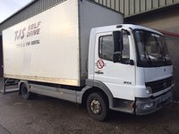 7.5T Box Lorry for sale