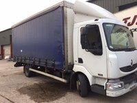 7.5T Renault truck