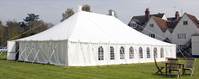 Traditional / framed marquee business for sale