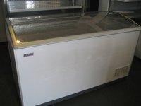 Novum 1.5M lift Top Display Freezer