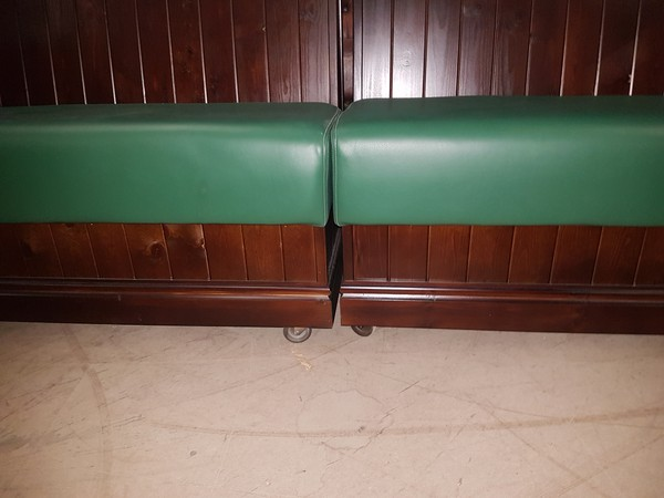 New bench seating for sale