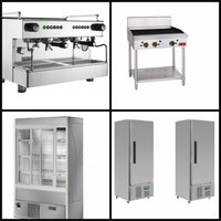 Job Lot of Second-Hand Cafe Equipment - London