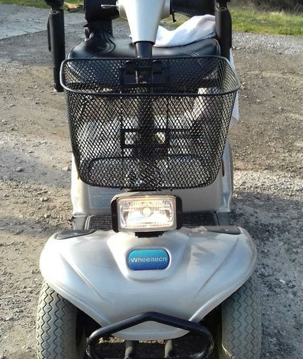 Wheelteck Mobility scooter for sale