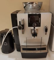 Jura Impressa XJ9 Professional Bean To Cup Coffee Machine - Humberside