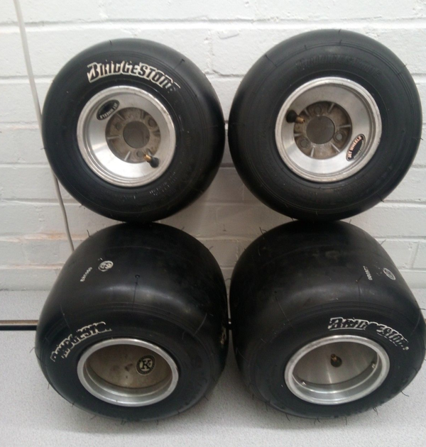 Kart tyres for sale