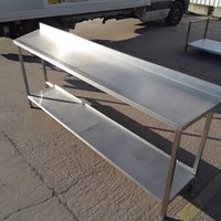 Used Stainless Steel Table (8270)