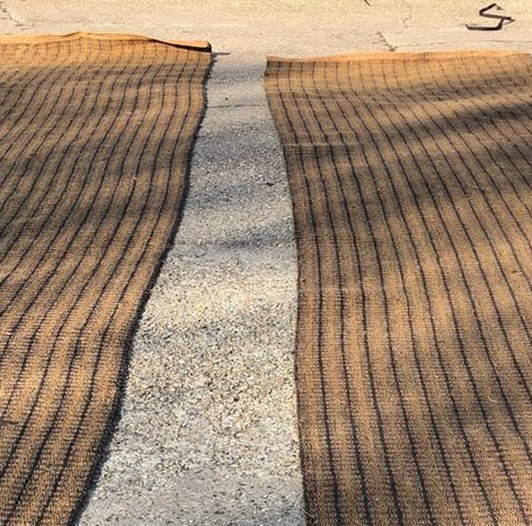 9m Striped Coconut Matting