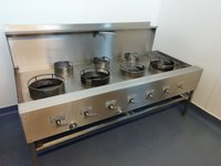 Wok cooker for sale