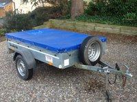 Brenderup Galvanised Trailer 750kg