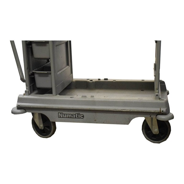 Numatic hotel trolley