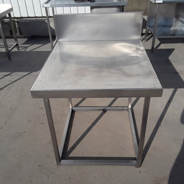 Used   Stainless Steel Stand.  High Upstand