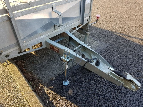 750kg Bateson trailer for sale