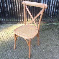 Cross back banqueting chairs for sale