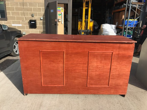 Mobile bar unit for sale