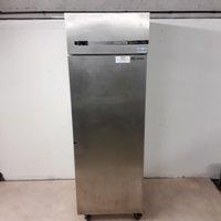 Used Foster PROG00HT Stainless Steel Single Fridge (8314)