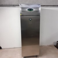 Used Foster EPROG600L Stainless Steel Single Upright Freezer (8313)