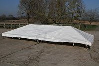 10Ft x 20Ft marquee roof