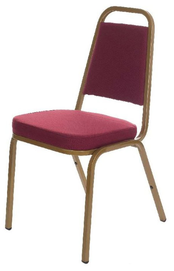 Burgundy Ascot chairs