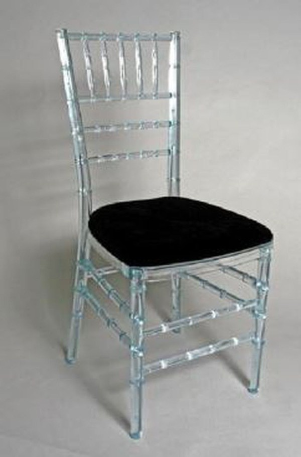 Crystal Chivari Chair