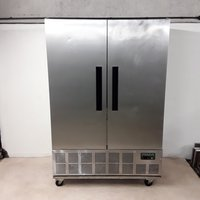 Used Polar GD879 Stainless Steel Double Fridge (8326)
