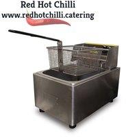 Single Phase Buffalo Table Top Fryer