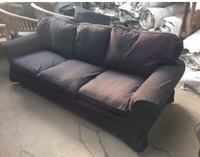 Black sofa for sale