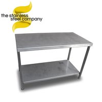1.2m Stainless Steel Table (SS574) - Cheshire