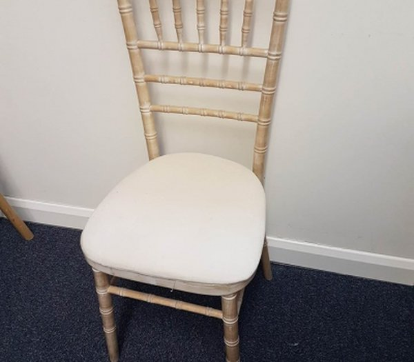 Chivari banqueting chairs for sale