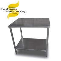0.9m Stainless Steel Table (SS571)