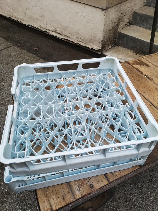 Washing up baskets