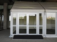 Oasis Fastframe Double Door units - 2.3m x 3m Bay