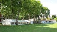 9m x 30m Roder UK Clearspan Frame Marquee Bar Tension