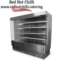 Stainless steel multi deck fridge
