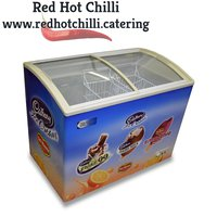 Ice Cream display freezer for sale