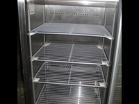 Eco Low Height Stainless Steel Display Chiller