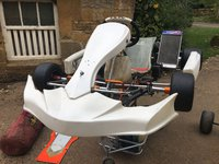 125CC IAME X30 Racing GoKart