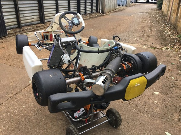 124cc Go Kart for sale