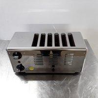 Used Rowlett DA206 6 Slot Toaster (8371)